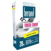 Шпатлевка Bergauf Finish Zement, 20кг